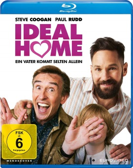 "Das Blu-ray-Cover von ""Ideal Home"" (© EuroVideo)"