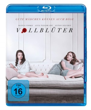 "Das Blu-ray-Cover von ""Vollblüter"" (© Universal Pictures International Germany)"