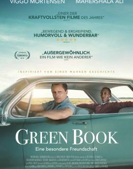 """Das Plakat von """"Green Book"""" (©eOne Germany)"""
