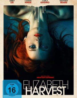 "Das Mediabook-Artwork von ""Elizabeth Harvest"" (© Capelight Pictures)"