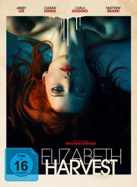 """Das Mediabook-Artwork von """"Elizabeth Harvest"""" (© Capelight Pictures)"""