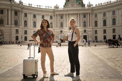 Zwei Deppen in Europa (© StudioCanal)