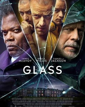 "Das Hauptplakat von ""Glass"" (© Walt Disney Studios Motion Pictures Germany)"