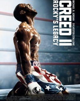 "Das Plakat zu ""Creed II – Rocky's Legacy"" (© Warner Bros)"