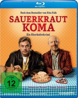 """Das Blu-ray-Cover von """"Sauerkrautkoma"""" (© EuroVideo)"""