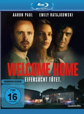 """Das Blu-ray-Cover von """"Welcome Home - Eifersucht tötet"""" (© Constantin Film)"""