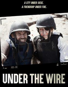 """Das Plakat von """"Under the Wire"""" (© Ascot Elite)"""