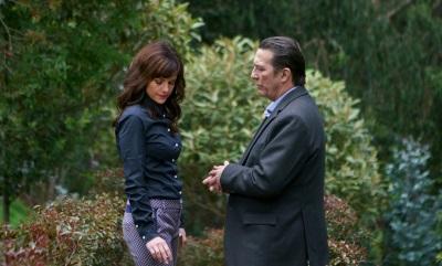Henry weist Claire zurecht (© Capelight Pictures)