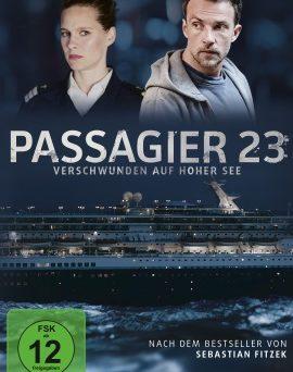 """Das DVD-Cover von """"Passagier 23"""" (© RTL/Universum Film)"""