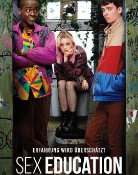 """Das deutsche Plakat von """"Sex Education"""" (© Netflix)"""