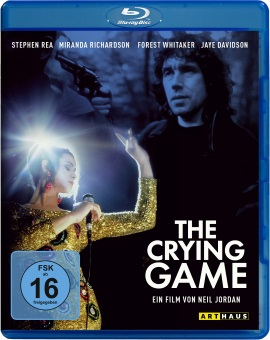 """Das Blu-ray-Cover von """"The Crying Game"""" (© StudioCanal)"""