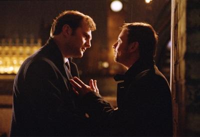 Das Verhältnis von Stephen und Cal wird merklich komplizierter (© BBC/Polyband)