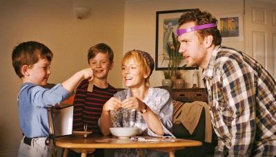Die Familie genießt die verbliebene Zeit zusammen (© Pandastorm Pictures)