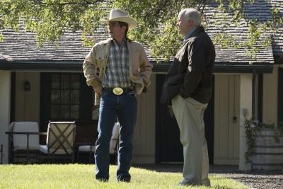 George W. Bush holt Cheney ins Zentrum der Macht (© Universum Film)
