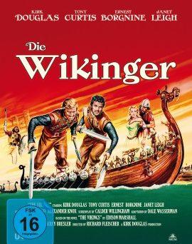 """Das Mediabook-Artwork von """"Die Wikinger"""" (© Capelight Pictures)"""