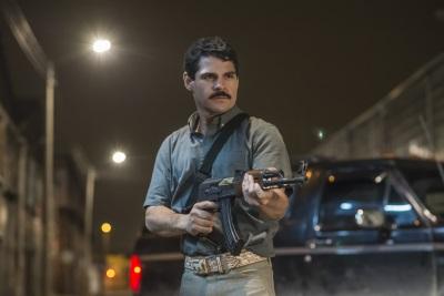 """El Chapo ist kein """"Weißer Kragen""""-Gangster (© Polyband)"""