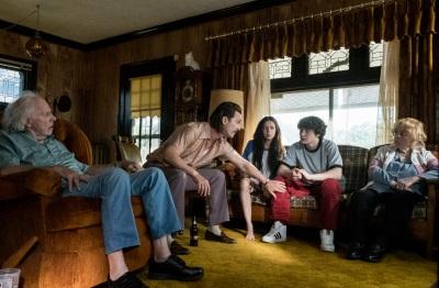 Eine selten vereinte, äußerst dysfunktionale Familie (© 2019 Sony Pictures)