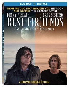 "Das Blu-ray-Cover von ""Best F(r)iends"" (© 2019 Sestero Pictures)"