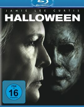 "Das Blu-ray-Cover von ""Halloween"" (© Unievrsal Pictures International Germany)"