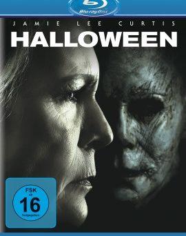 """Das Blu-ray-Cover von """"Halloween"""" (© Unievrsal Pictures International Germany)"""