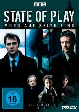 """Das DVD-Cover von """"State of Play - Mord auf Seite eins"""" (© Polyband)"""