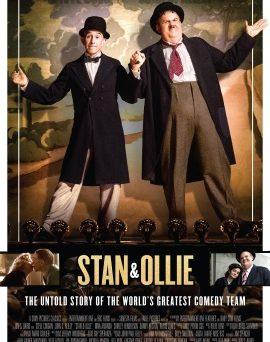 """Das Original-Plakat von """"Stan & Ollie"""" (© Sony Pictures Classics)"""