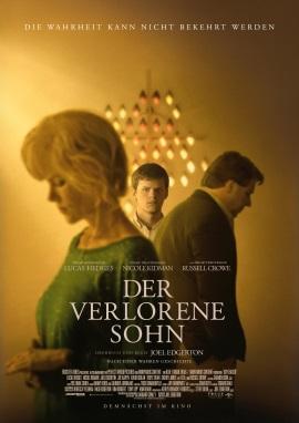 """Das Hauptplakat von """"Der verlorene Sohn"""" (© Universal Pictures)"""