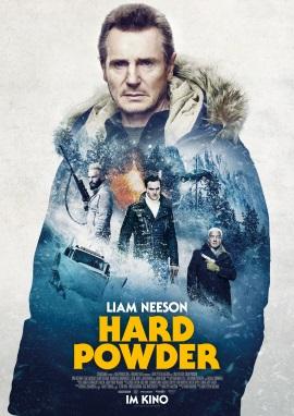 """Das Hauptplakat von """"Hard Powder"""" (© StudioCanal)"""