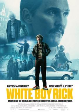"""Das Hauptplakat von """"White Boy Rick"""" (© 2019 Sony Pictures)"""