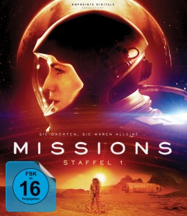 "Das Blu-ray-Cover von ""Mission Staffel 1"" (© Pandastorm Pictures)"