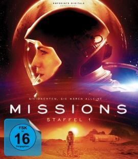 "Das Blu-ray-Cover von ""Mission Staffel 1"" (© Pandastorm Pictures)"