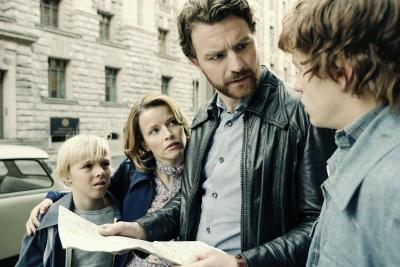 Familie Strelzyk sucht einen Ausweg in die Freiheit (© StudioCanal)