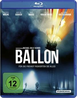 "Das Blu-ray-Cover von ""Ballon"" (© StudioCanal)"
