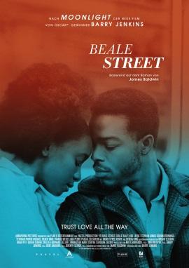 """Das Hauptplakat von """"Beale Street"""" (© DCM)"""