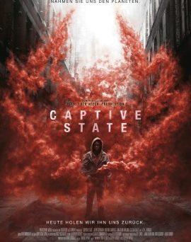 """Das Plakat von """"Captive State"""" (©eOne Germany)"""
