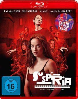 "Das Blu-ray-Cover von ""Suspiria"" (© Koch Films/Capelight Pictures)"