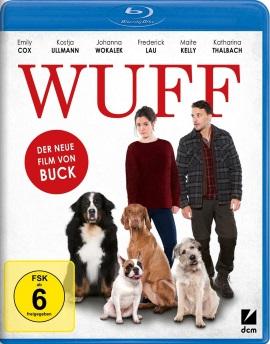 "Das Blu-ray-Cover von ""WUFF"" (© DCM Film)"