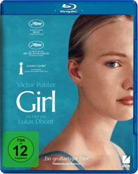 "Das Blu-ray-Cover von ""Girl"" (© DCM)"