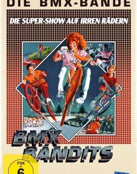 """Das Cover der Limited VHS-Edition von """"Die BMX-Bande"""" (© Capelight Pictures)"""