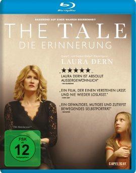 "Das Blu-ray-Cover von ""The Tale - Die Erinnerung"" (© Capelight Pictures)"