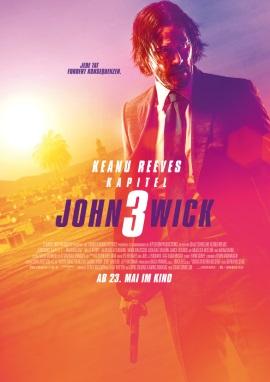 "Das Hauptplakat von ""John Wick - Kapitel 3"" (© 2019 Concorde Filmverleih GmbH)"