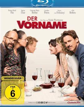 """Das Blu-ray-Cover von """"Der Vorname"""" (© Constantin Film)"""