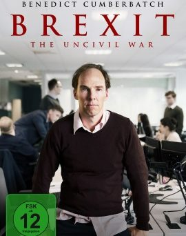 "Das DVD-Cover von ""Brexit - The Uncivil War"" (© Polyband)"