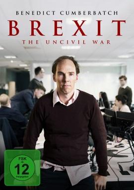 """Das DVD-Cover von """"Brexit - The Uncivil War"""" (© Polyband)"""