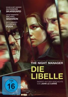"""Das DVD-Cover von """"Die Libelle"""" (© Universal Pictures)"""