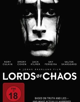 "Das DVD-Cover von ""Lords of Chaos"" (© Studio Hamburg)"