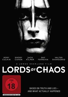 "Das DVD-Cover von ""Lords of Chaos"" (© Studio Hamburg)"