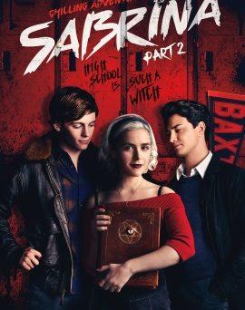 """Das Hauptplakat von """"Chilling Adventures of Sabrina Staffel 2"""" (© Netflix)"""