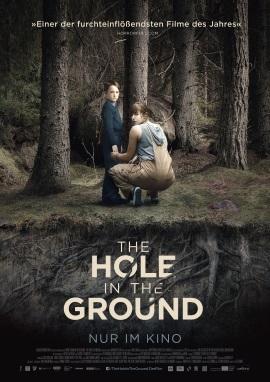 """Das Hauptplakat von """"The Hole in the Ground"""" (© Weltkino)"""