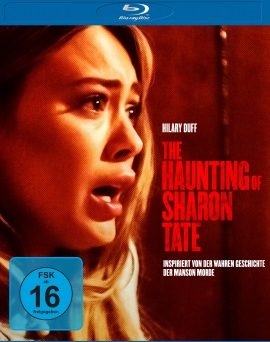 "Das Blu-ray-Cover von ""The Haunting Of Sharon Tate"" (© Universum Film)"
